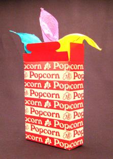 Pop Corn Dye Box