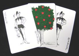 Tree Card Monte