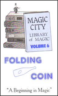 Folding Coin Book
