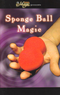 Sponge Ball Magic Book