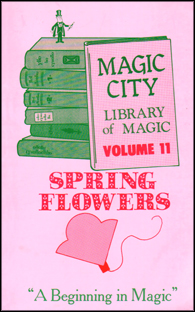 Spring Flowers Book