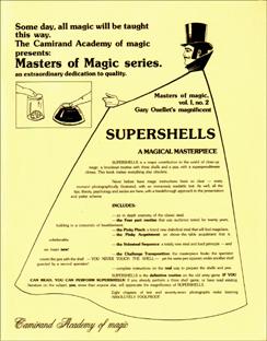 Supershells, Camirand Academdy of Magic