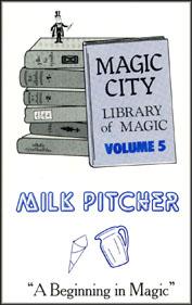 Milk Pitcher Magic