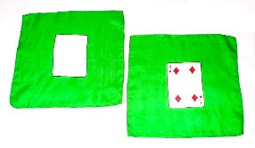 Card Silk Handkerchief Set
