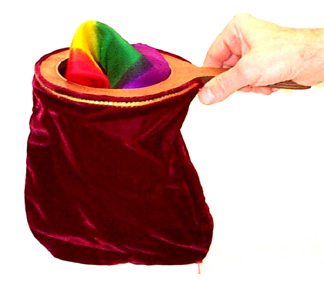 Change Bag with Zipper