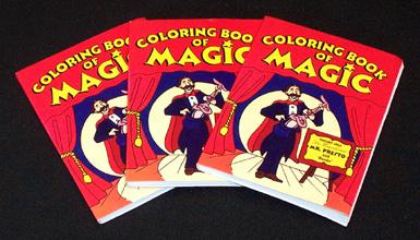 Coloring Book Monte