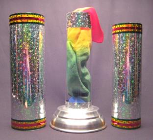 Crystal Silk Cylinder