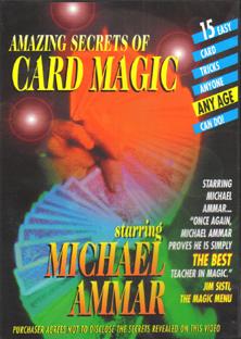 DVD - Amazing Secrets