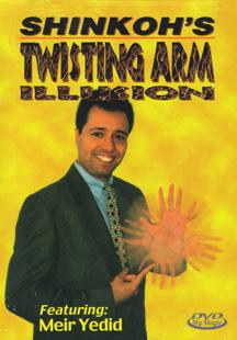 DVD - Twisting Arm
