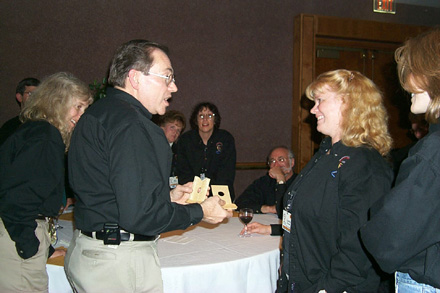 Engaging Fun at a Corporate Event